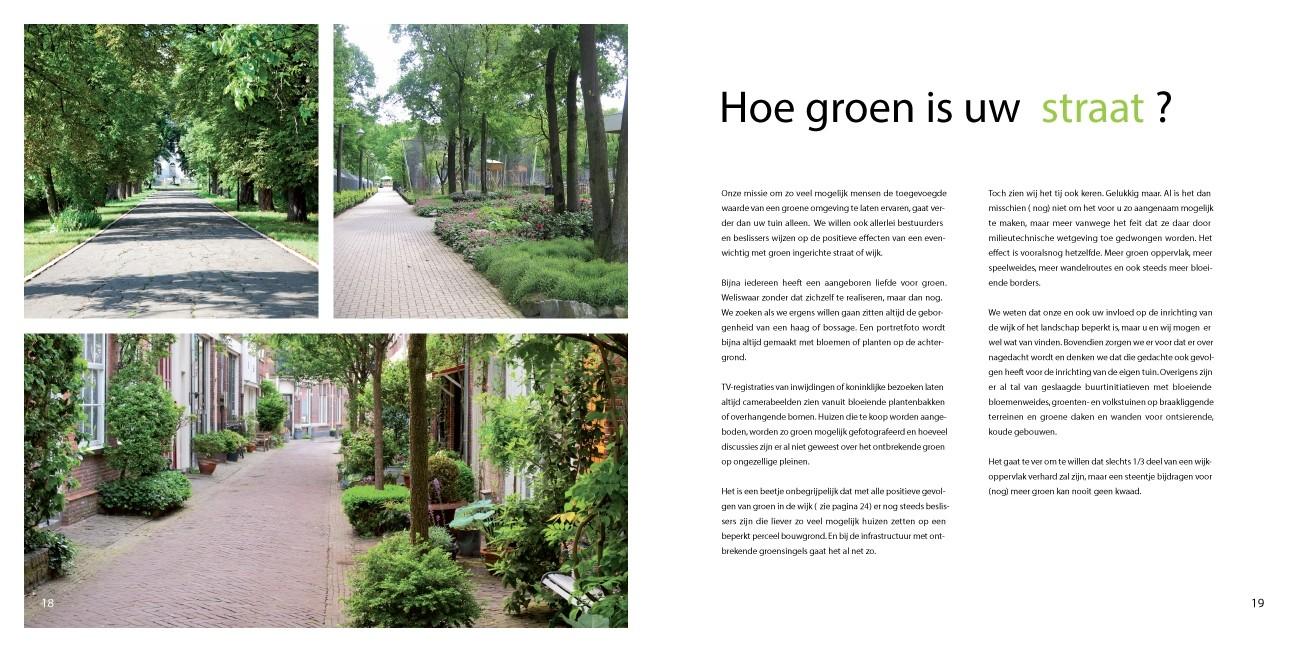 Hoe groen is jouw straat?